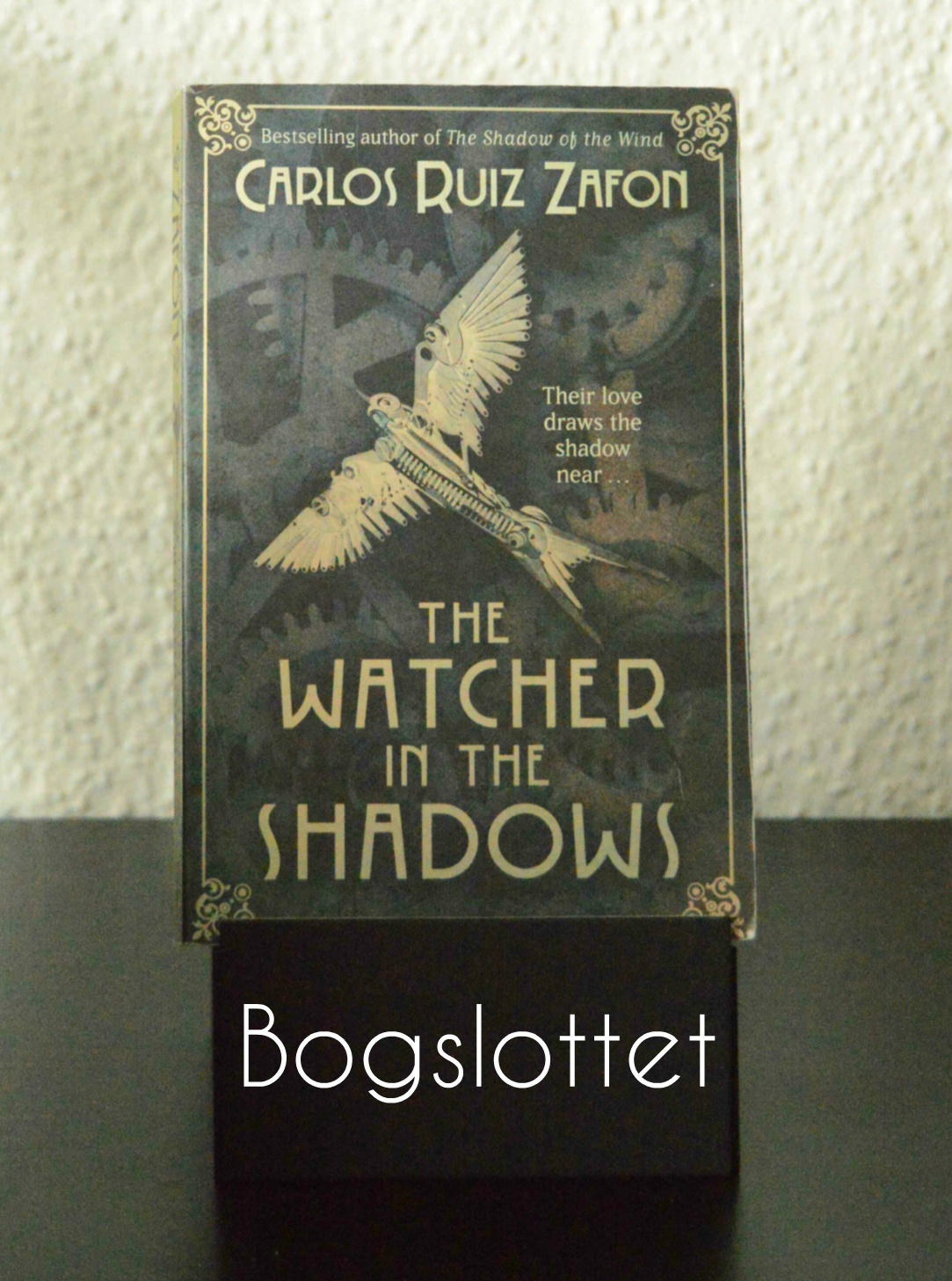 The Watcher in the Shadows af Carlos Ruiz Zafón