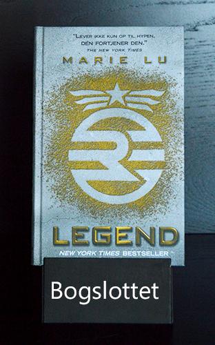 Legend af Marie Lu