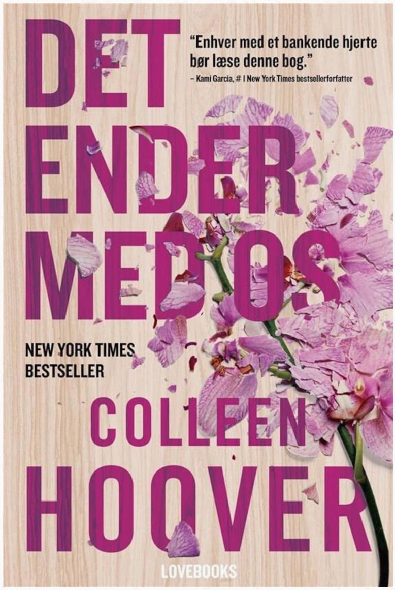 Det ender med os af Colleen Hoover