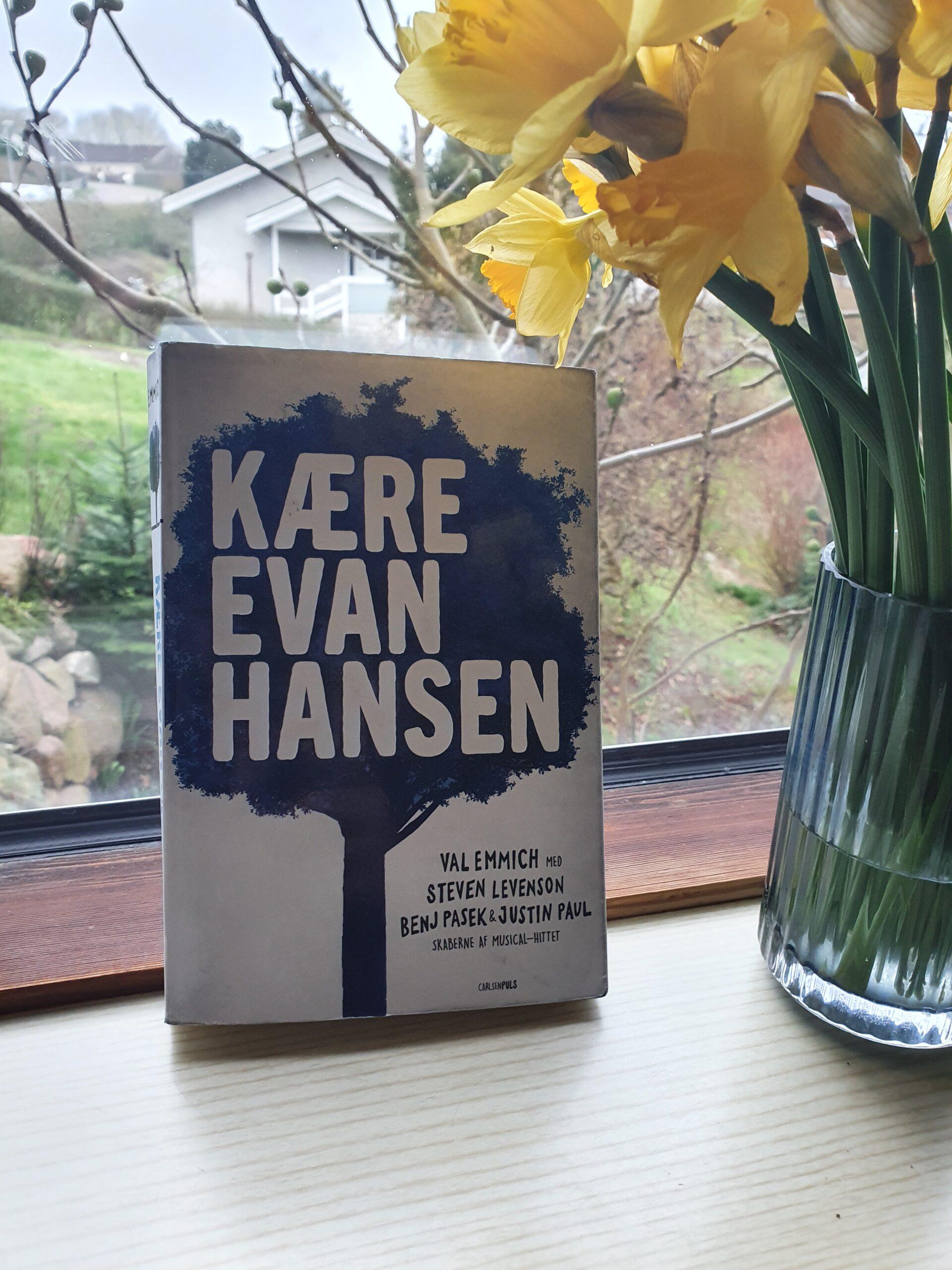 Kære Evan Hansen af Val Emmich