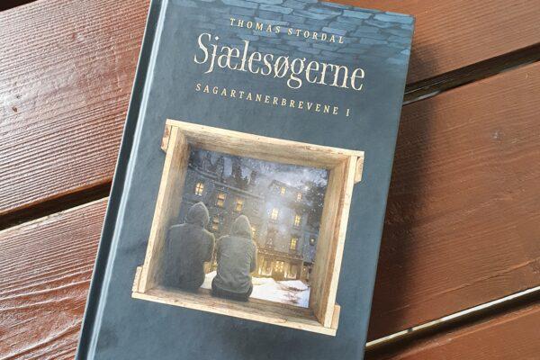 Sjælesøgerne af Thomas Stordal